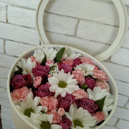 Цветы в коробке сказка