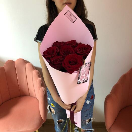 7 роз эквадор