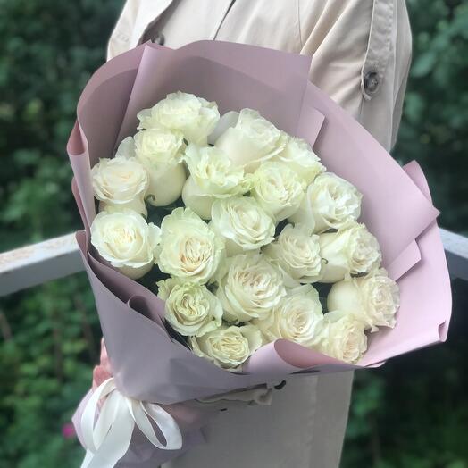 Букет из эквадорской розы