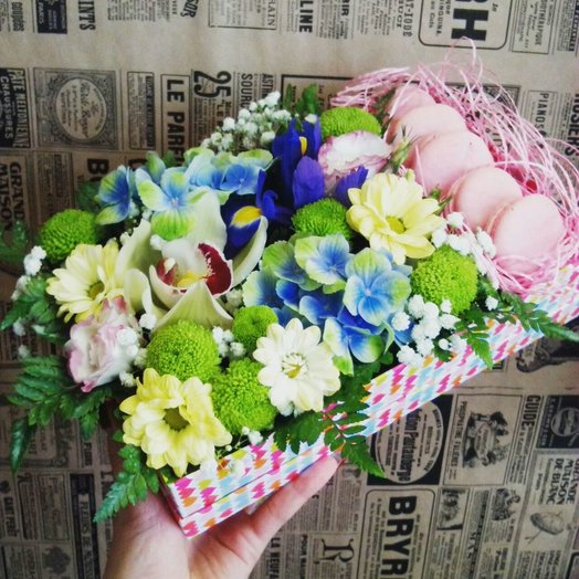 Печенька: букеты цветов на заказ Flowwow