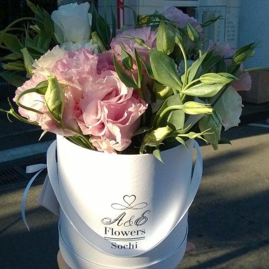 Композиция Наслаждение: букеты цветов на заказ Flowwow