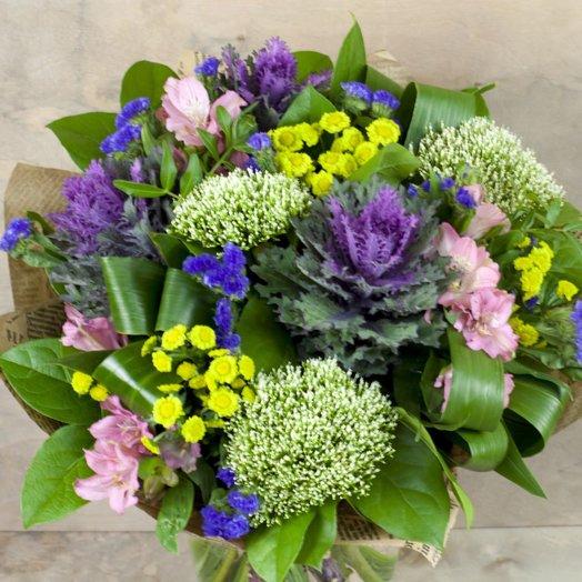 Букет Совершенство: букеты цветов на заказ Flowwow