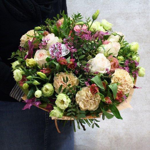 Букет №137: букеты цветов на заказ Flowwow