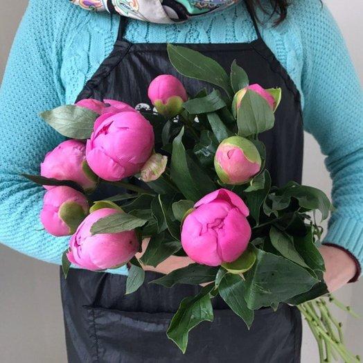 Непревзойденные Пионы: букеты цветов на заказ Flowwow