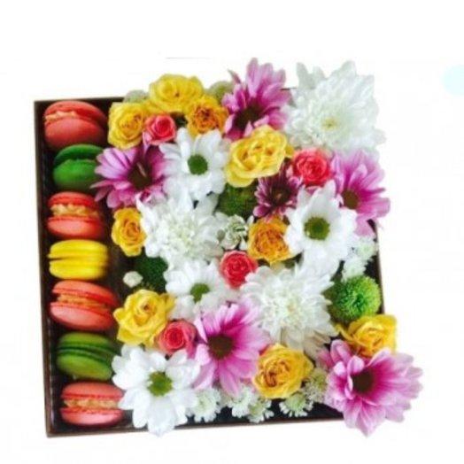 Яркие краски солнца: букеты цветов на заказ Flowwow