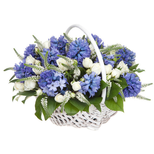 Небесное очарование: букеты цветов на заказ Flowwow