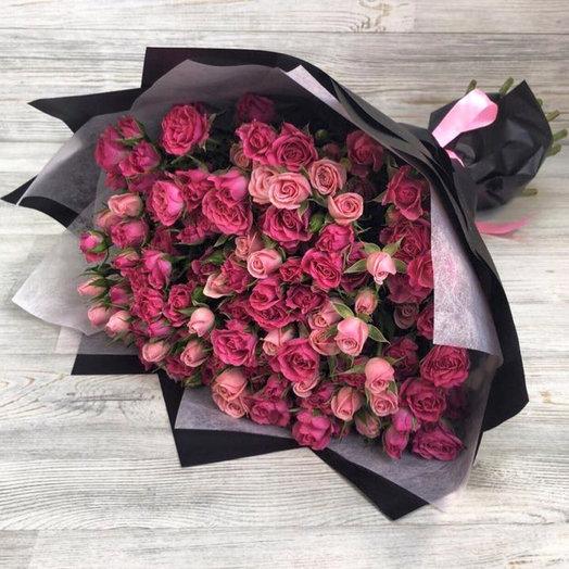 Радость встречи: букеты цветов на заказ Flowwow