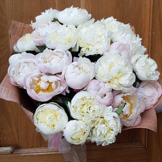 Рассвет в облаках: букеты цветов на заказ Flowwow