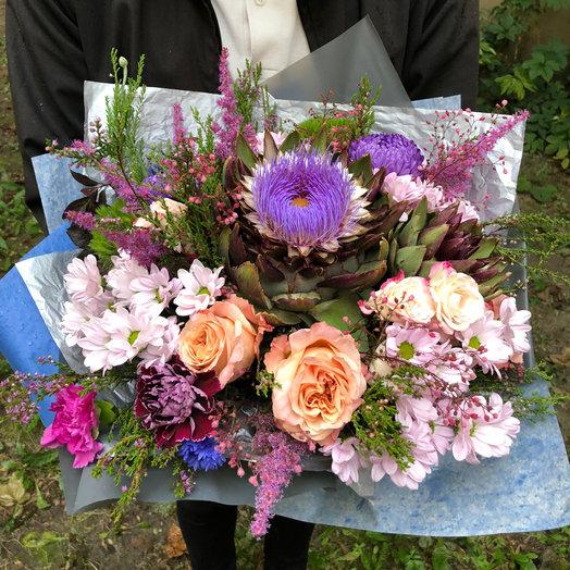 Не такой как все!: букеты цветов на заказ Flowwow