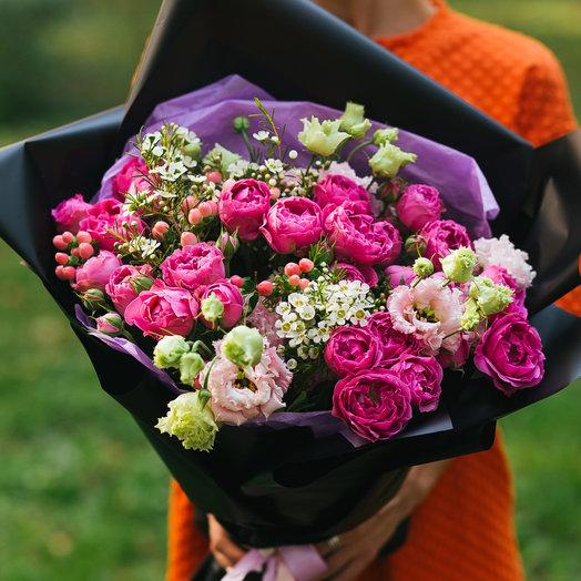 Спеши любить: букеты цветов на заказ Flowwow