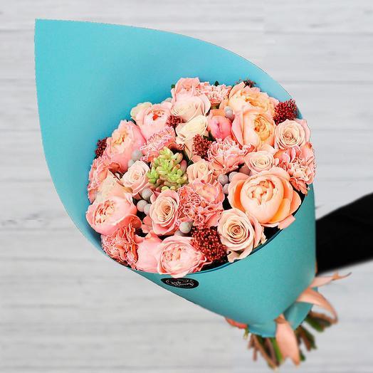 Букет 40: букеты цветов на заказ Flowwow