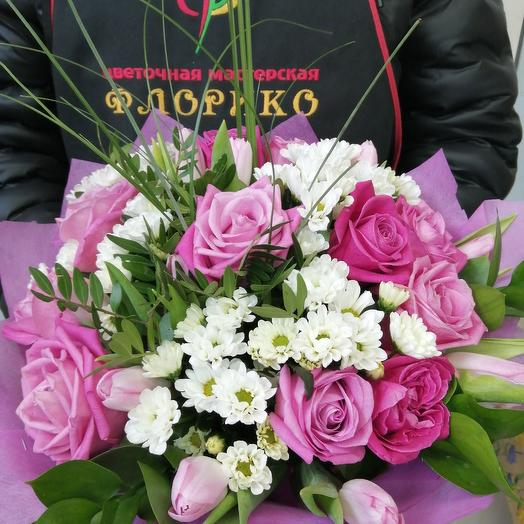 Вечно прекрасная: букеты цветов на заказ Flowwow