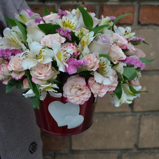 Микс цветов: букеты цветов на заказ Flowwow