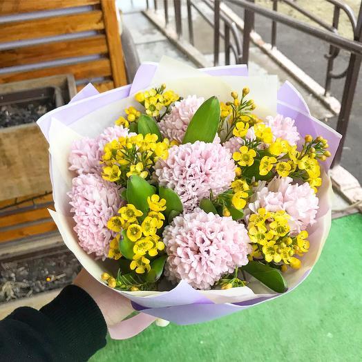Мини букетик: букеты цветов на заказ Flowwow