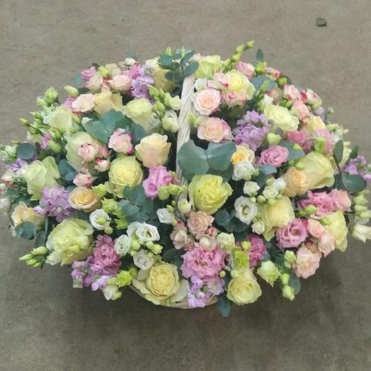 """""""Лавандовый рассвет"""": букеты цветов на заказ Flowwow"""