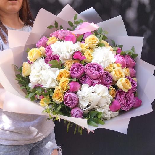 Summer dance: букеты цветов на заказ Flowwow