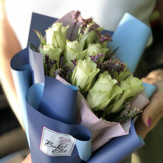 Букет из роз Преданность: букеты цветов на заказ Flowwow