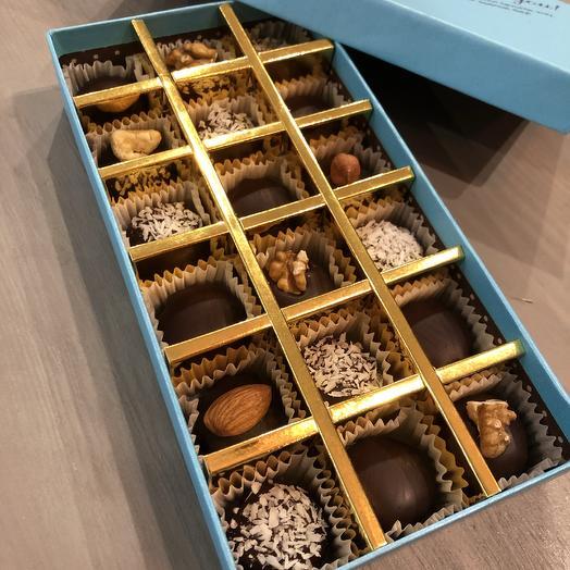 Настоящий шоколад: букеты цветов на заказ Flowwow