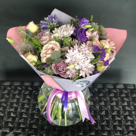 Интерес: букеты цветов на заказ Flowwow