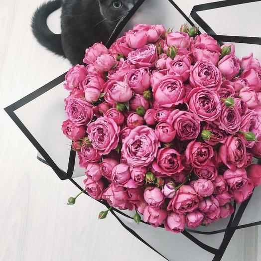 Мисти: букеты цветов на заказ Flowwow