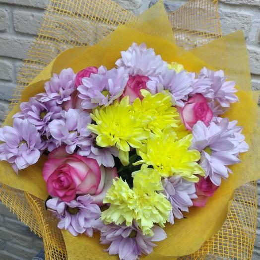 Радуга: букеты цветов на заказ Flowwow