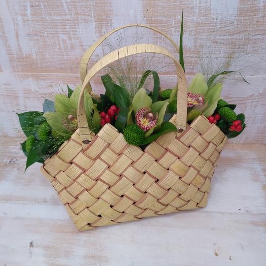 Сумочка: букеты цветов на заказ Flowwow