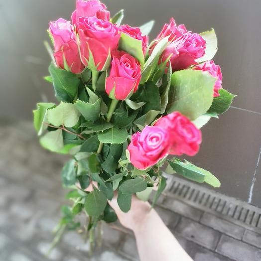 Классический: букеты цветов на заказ Flowwow