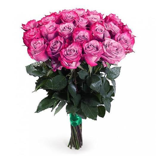 """Букет """"Дип Перпл"""": букеты цветов на заказ Flowwow"""