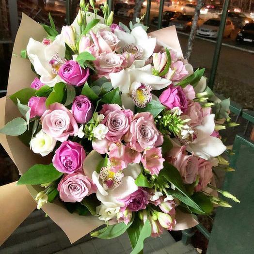 Беатрис: букеты цветов на заказ Flowwow