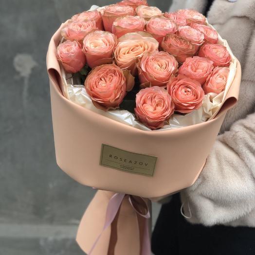 Розы «Кахала»: букеты цветов на заказ Flowwow