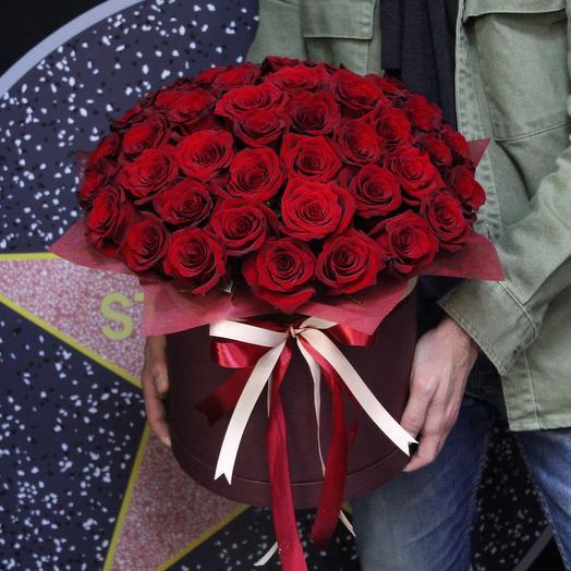 «Desperado»: букеты цветов на заказ Flowwow