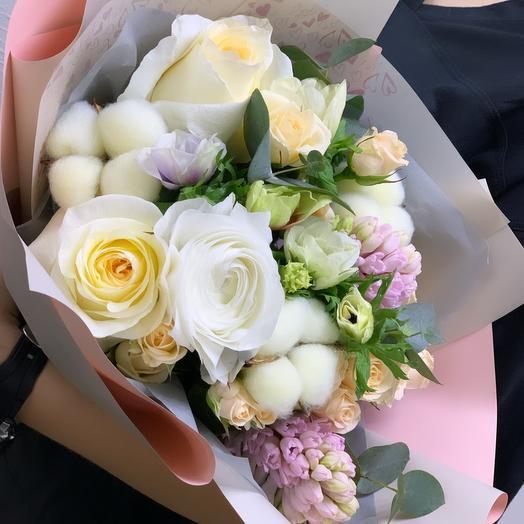 Особенной: букеты цветов на заказ Flowwow