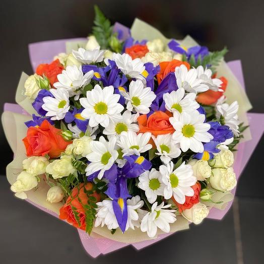 Необыкновенный: букеты цветов на заказ Flowwow