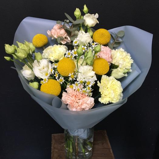 Sunny summer: букеты цветов на заказ Flowwow