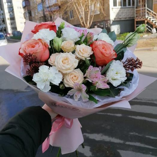 "Букет ""Эмоция"""