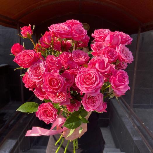 Кустовая Роза 🌺