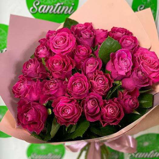 25 роз Кении