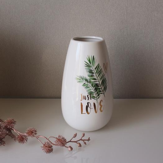 Керамическая ваза «Тропик»