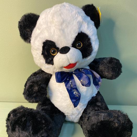 Панда средняя 32см
