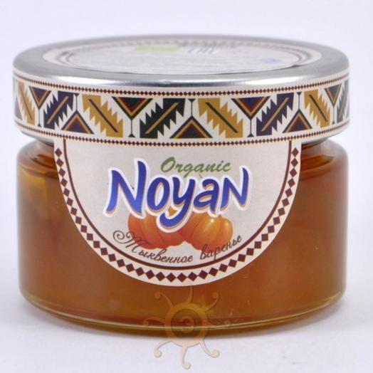 Варенье из тыквы Органик  yan, 150г