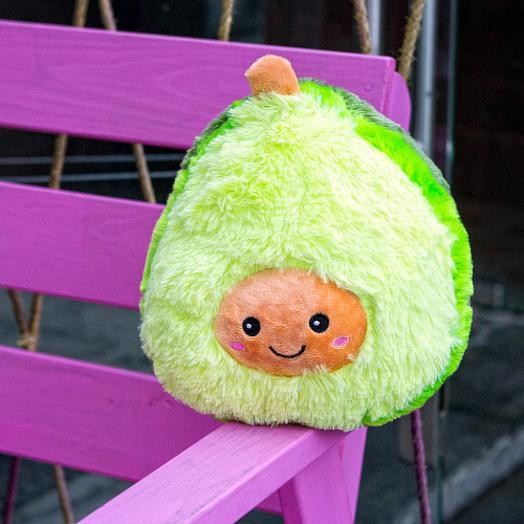 """Игрушка-подушка """"Авокадо"""", 30см"""