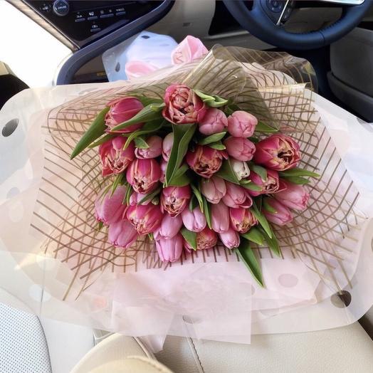 29 тюльпанов в оформление