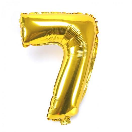 """Цифра """"7"""""""