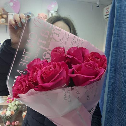 03. Розовые розы для Неё