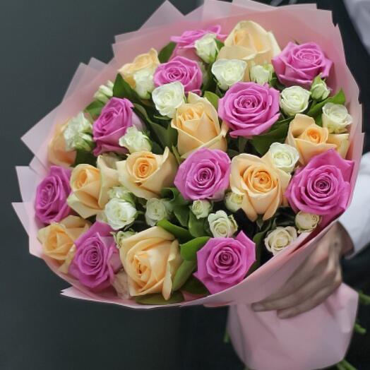 Букет цветов «Джульета»