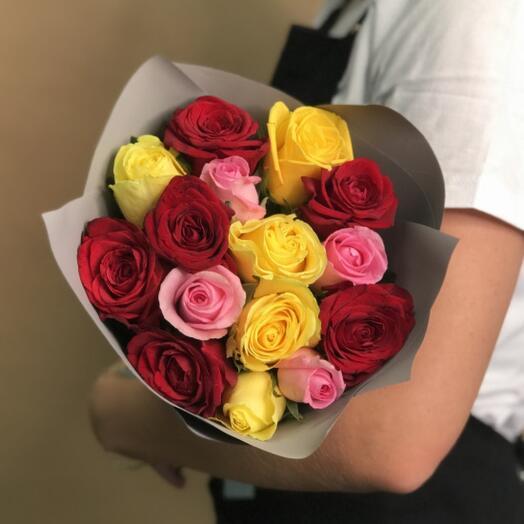 Роза Кения 15 шт