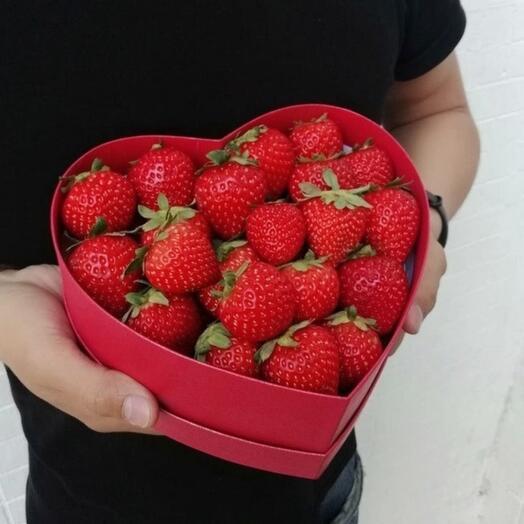 Клубничное Сердце ️