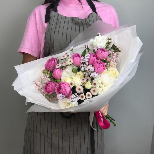 Букет из цветов «Нежный»