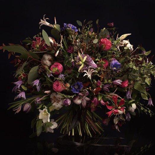 Букет номер два: букеты цветов на заказ Flowwow