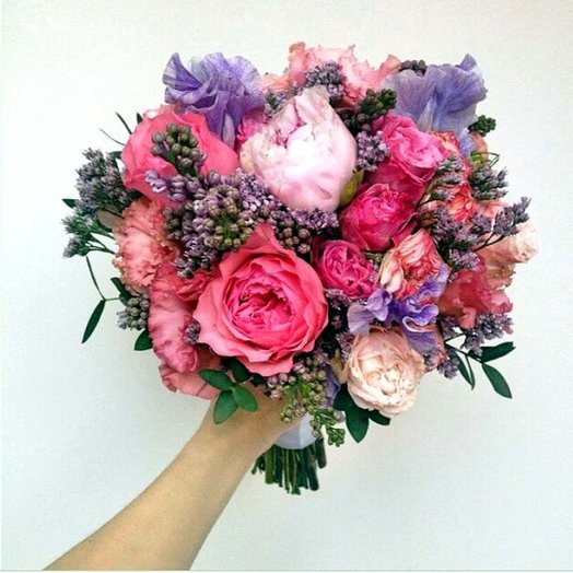 Букет Наваждение: букеты цветов на заказ Flowwow